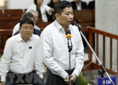 Bị cáo Ninh Văn Quỳnh.