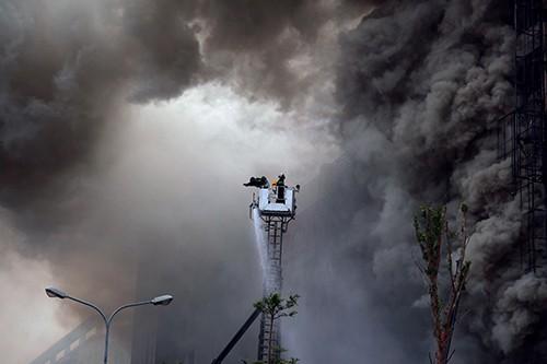 Bộ Công an yêu cầu lực lượng chức năng sớm kết luận nguyên nhân các vụ cháy nổ.