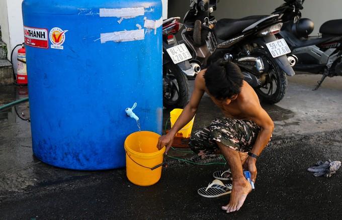 Cuộc sống không điện nước của cư dân Carina - ảnh 3