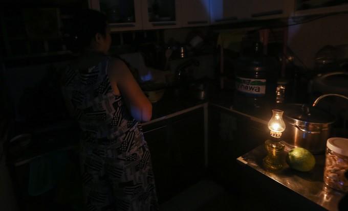 Cuộc sống không điện nước của cư dân Carina - ảnh 7