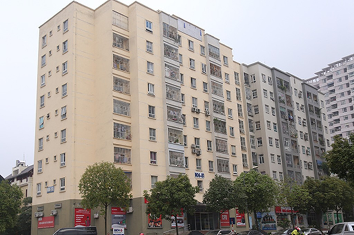 Tại Hà Nội, ít căn hộ có giá trị dưới 700 triệu đồng.