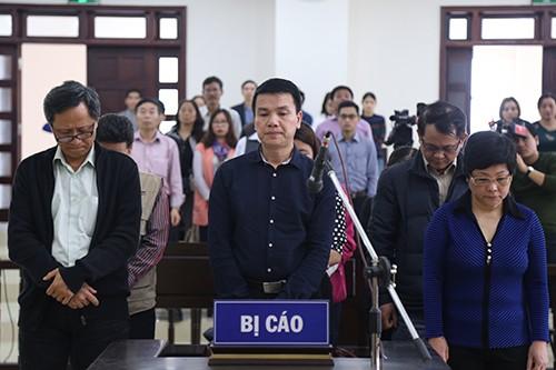 Cựu đại biểu Quốc hội Châu Thị Thu Nga bị tuyên án tù chung thân - ảnh 1