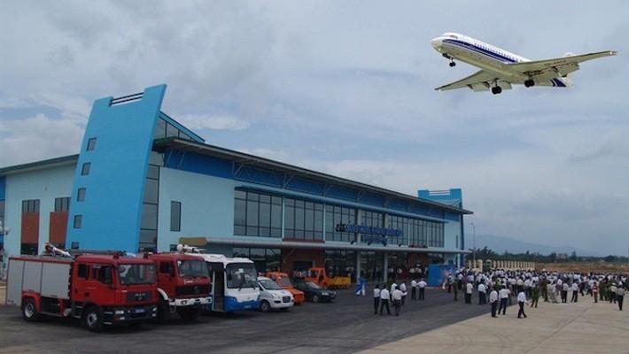Quảng Bình đồng ý chủ trương để Tập đoàn FLC đầu tư sân bay quốc tế Đồng Hới