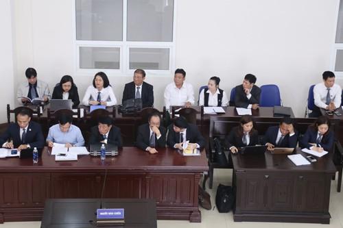 Cựu chủ tịch Oceanbank Hà Văn Thắm từ chối luật sư do tòa chỉ định - ảnh 3