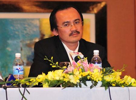 Chủ tịch Ngân hàng TMCP Kiên Long Võ Quốc Thắng