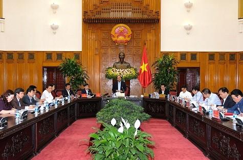 Thủ tướng làm việc với Viện Kiểm sát nhân dân Tối cao - ảnh 1