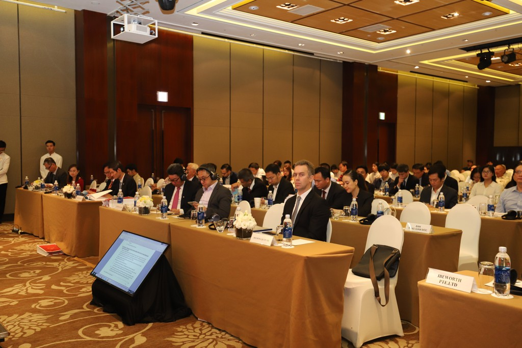 Kế hoạch kinh doanh năm 2018 của Nam Long nhận được sự đồng thuận của đại đa số cổ đông tham dự.