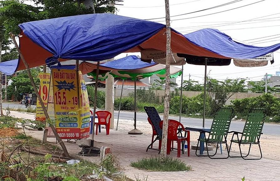 Một ngày ở điểm sốt đất Quận 9 Sài Gòn - ảnh 1