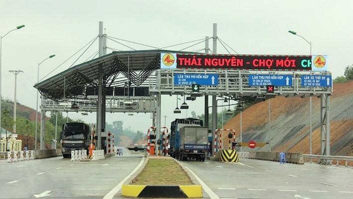 Với việc chỉ thực hiện thu giá 1 trạm trên tuyến Thái Nguyên – Chợ Mới chắc chắn phá vỡ phương án tài chính của dự án