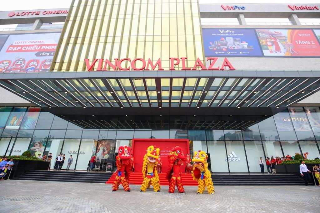 Vincom Plaza đầu tiên ra mắt tại Thanh Hóa, Lâm Đồng và Long An - ảnh 1