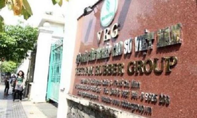 Tập đoàn Cao su Việt Nam để xảy ra nhiều sai phạm trong quản lý tài chính.