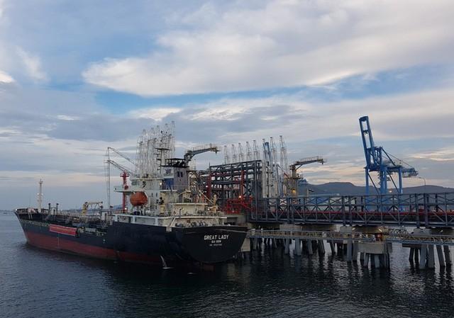 Dự án lọc hóa dầu hơn 9 tỷ USD cho ra dòng sản phẩm đầu tiên - ảnh 3