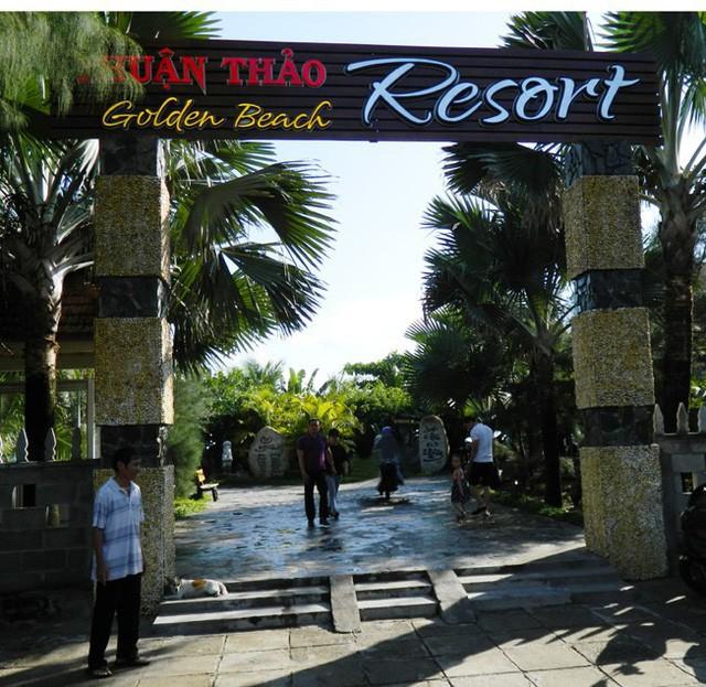Một trong các dự án bất động sản của Công ty Thuận Thảo.