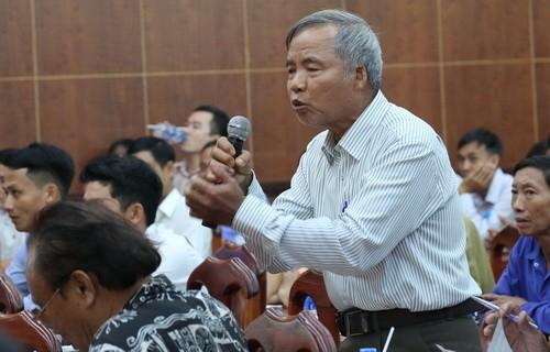 Phó bí thư Đồng Nai: 'Làm lãnh đạo, trong công việc chắc chắn phải có sai' - ảnh 1