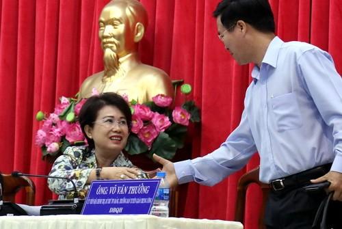 Phó bí thư Đồng Nai: 'Làm lãnh đạo, trong công việc chắc chắn phải có sai' - ảnh 2