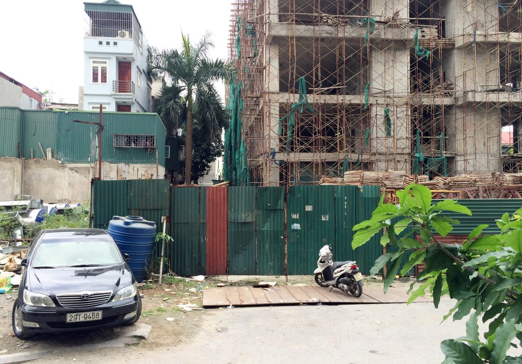Hệ thống PCCC Chung cư Thăng Long Garden vẫn chưa thể hoạt động - ảnh 2
