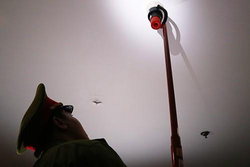 Chung cư 15 tầng ở Nha Trang nhiều sai phạm về phòng cháy - ảnh 3