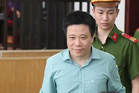 Ông Nguyễn Xuân Sơn bị y án tử hình, Hà Văn Thắm án chung thân - ảnh 1