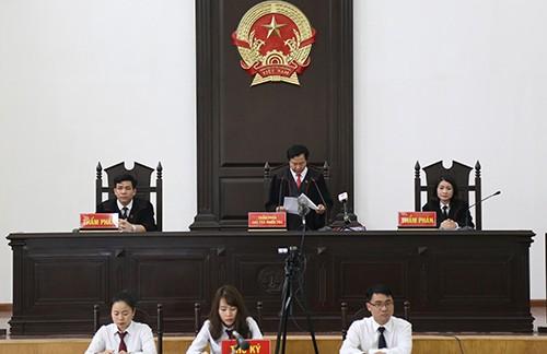 Ông Nguyễn Xuân Sơn bị y án tử hình, Hà Văn Thắm án chung thân - ảnh 3