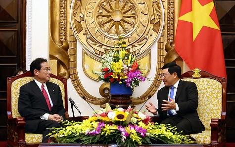 Việt Nam mong muốn Nhật Bản ủng hộ vai trò Chủ tịch ASEAN 2020 - ảnh 1