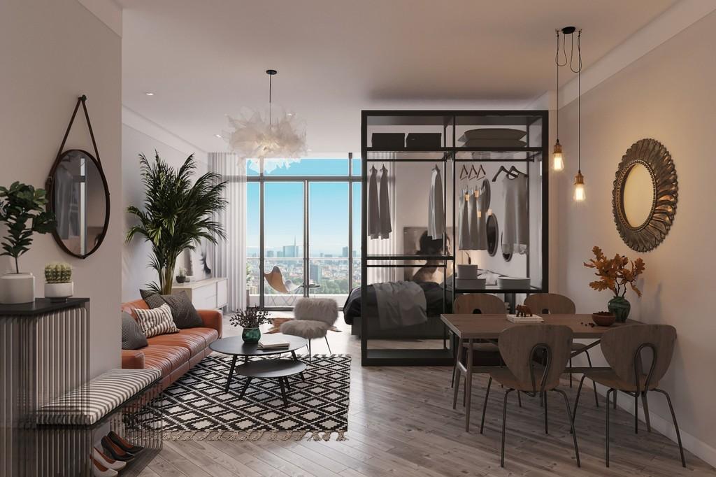 Gợi ý chọn nội thất siêu sang cho căn hộ cao cấp - ảnh 2