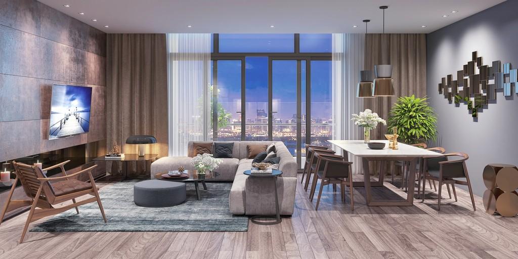 Gợi ý chọn nội thất siêu sang cho căn hộ cao cấp - ảnh 3