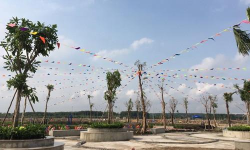Một dự án sẵn sàng mở bán tại Nhơn Trạch (Đồng Nai) trong quý II/2018.