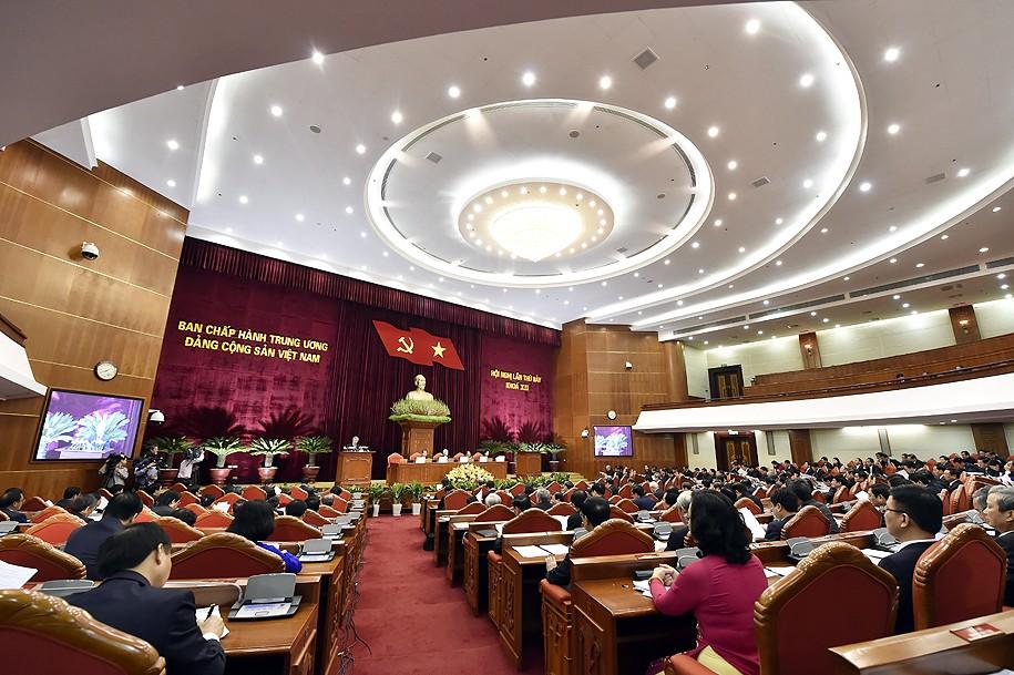 Hội nghị Trung ương 7: Tổng Bí thư gợi mở nhiều vấn đề về công tác cán bộ - ảnh 1