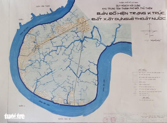 Ông Võ Viết Thanh công bố 13 bản đồ quy hoạch Thủ Thiêm 1/5000 - ảnh 11