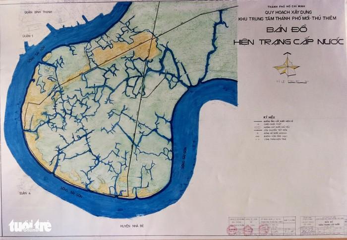 Ông Võ Viết Thanh công bố 13 bản đồ quy hoạch Thủ Thiêm 1/5000 - ảnh 6
