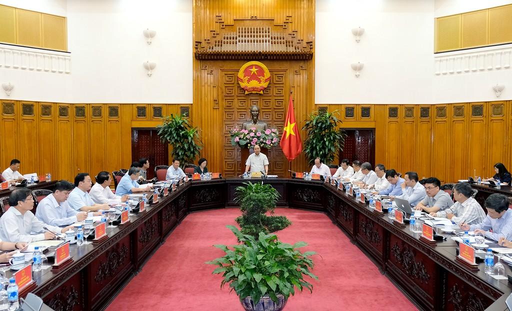 Thủ tướng làm việc với 6 tỉnh miền núi phía bắc - ảnh 1