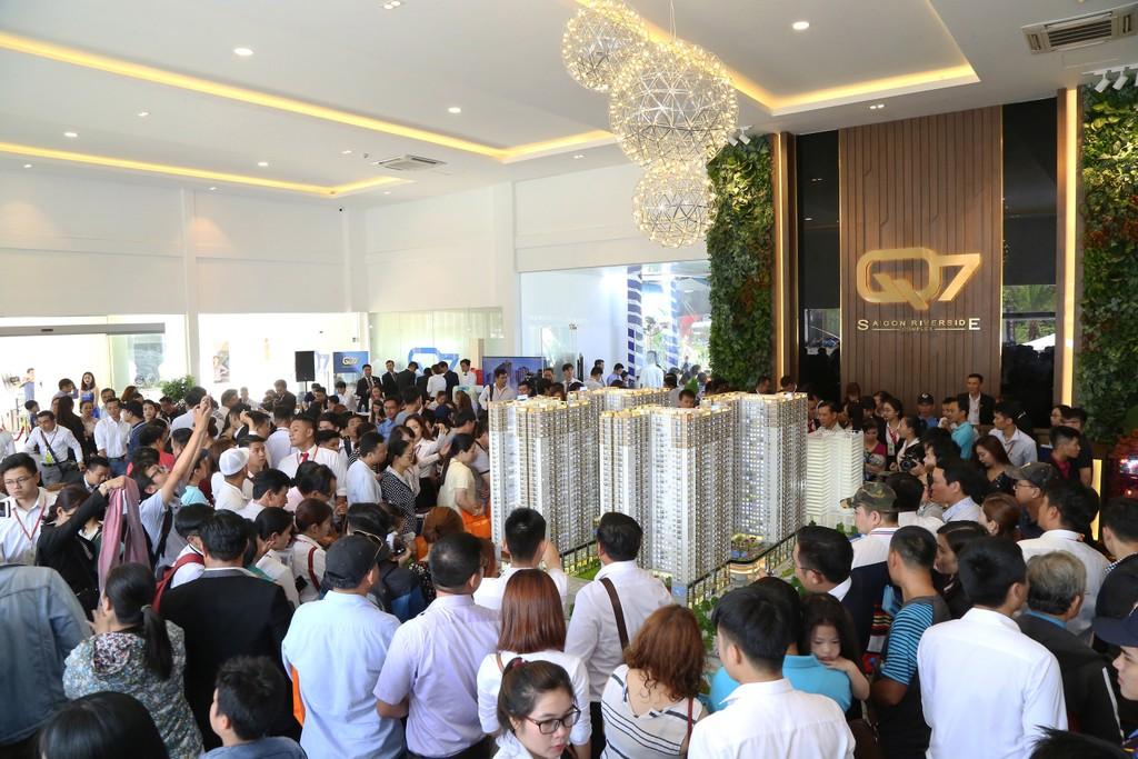 Hưng Thịnh Land giới thiệu dự án đẳng cấp Q7 Saigon Riverside Complex ra thị trường - ảnh 2