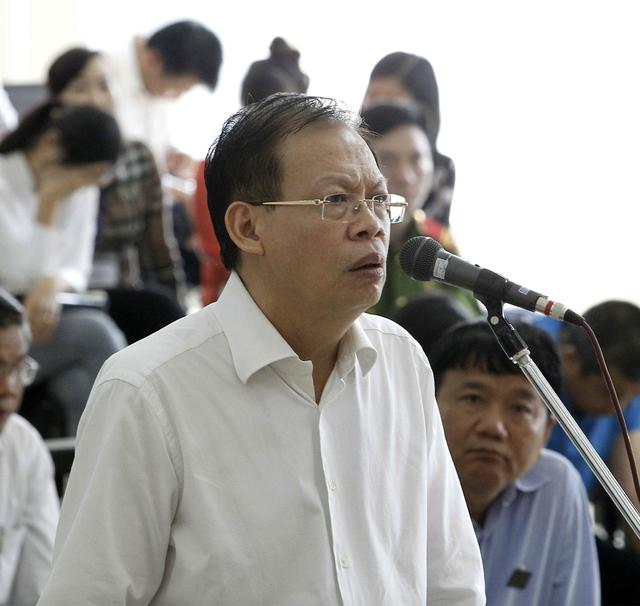 Ông Đinh La Thăng khai gì khi thuộc cấp kháng cáo kêu oan? - ảnh 1