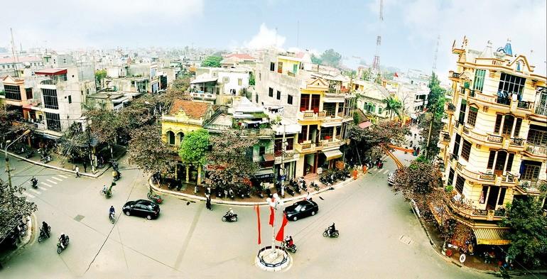 Một góc thành phố Hải Dương