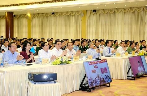 Các đại biểu tham dự Hội nghị - Ảnh: VGP