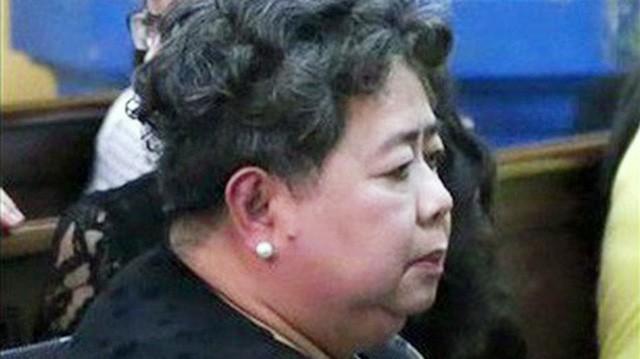 Bà Hứa Thị Phấn