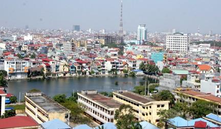 Một góc thành phố Hải Phòng