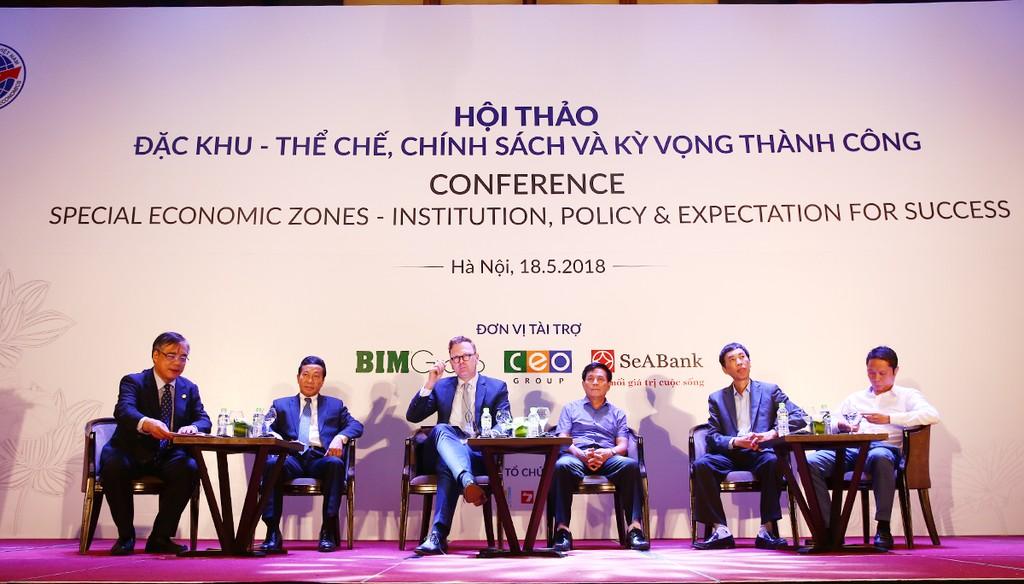 Luật đặc khu: Chủ động tạo sân chơi quốc tế trên chính lãnh thổ Việt Nam - ảnh 1