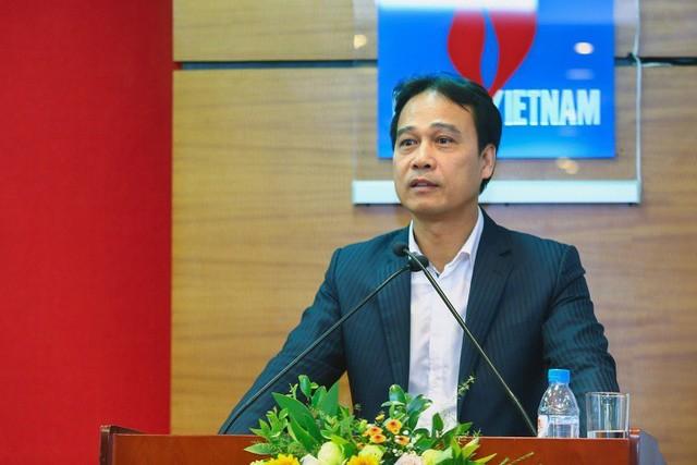 Ông Nguyễn Quỳnh Lâm, Tân Tổng giám đốc Công ty liên doanh Việt - Nga Vietsovpetro.