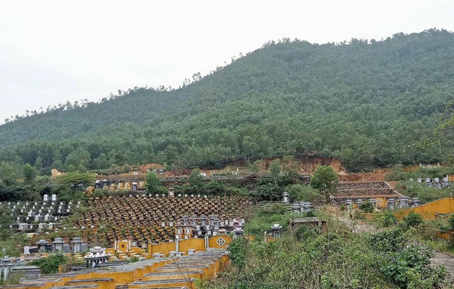 """Nhiều cán bộ """"dính"""" sai phạm Luật Đất đai, Luật Xây dựng ở Dự án Nghĩa trang Hoà Sơn - Đà Nẵng"""