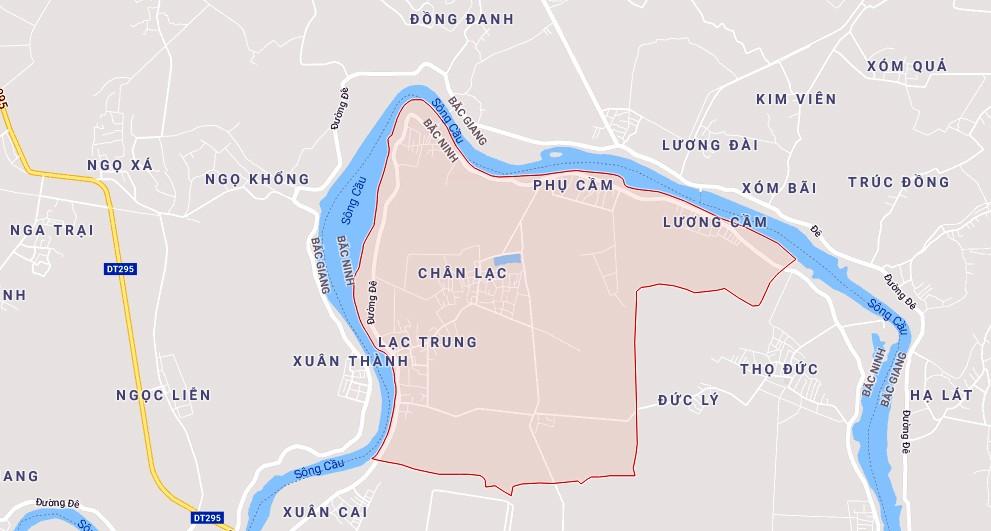Bắc Ninh: 112 tỷ đồng đầu tư Khu thương mại thôn Chân Lạc