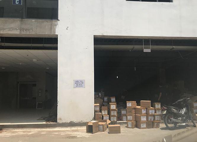 'Xẻ thịt' cho thuê hàng nghìn mét đất trung tâm quận Hoàn Kiếm - ảnh 3