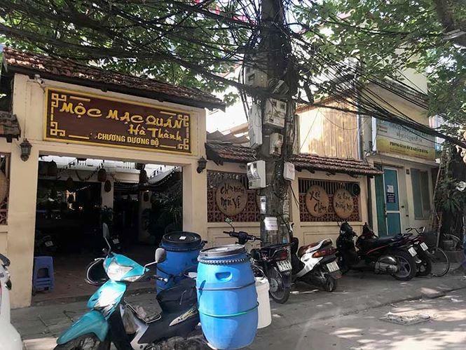 'Xẻ thịt' cho thuê hàng nghìn mét đất trung tâm quận Hoàn Kiếm - ảnh 7