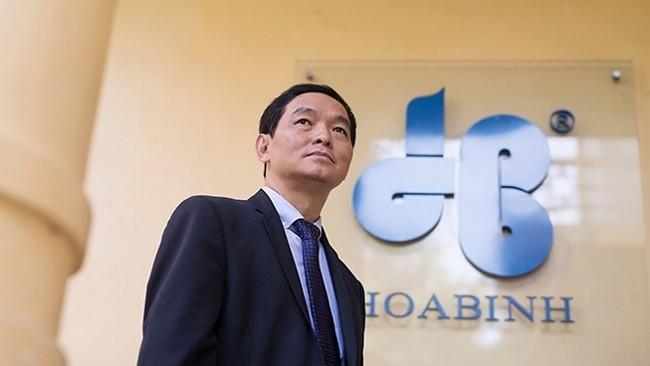 Ông Lê Viết Hải, Chủ tịch Công ty CP Tập đoàn Xây dựng Hoà Bình. Ảnh Internet