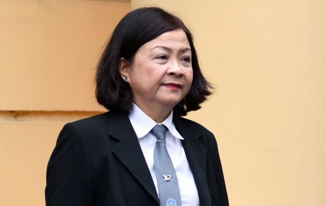 Luật sư Thơ đề nghị giám định file ghi âm.