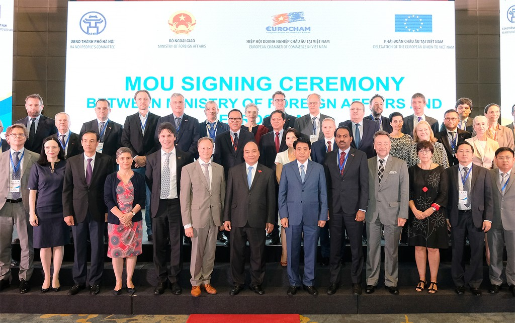 Thủ tướng: Việt Nam phải trở thành điểm đến hấp dẫn cho tất cả doanh nghiệp châu Âu - ảnh 2