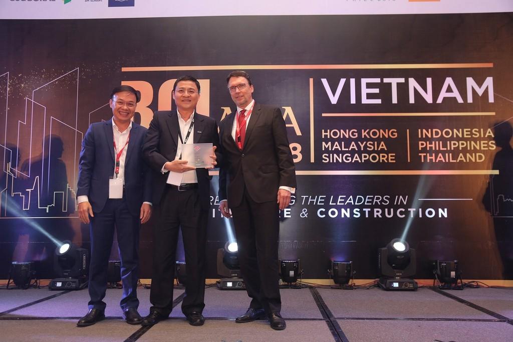 Tập đoàn FLC được vinh danh tại hai giải thưởng quốc tế - ảnh 1