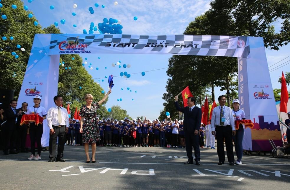 Khánh thành cầu Cao Lãnh, công trình hữu nghị Việt Nam – Australia - ảnh 4
