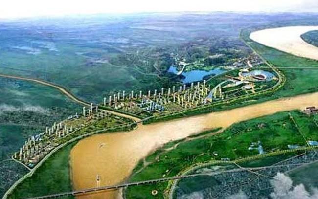 Hà Nội sắp có cầu vượt gần 4.900 tỉ qua sông Hồng