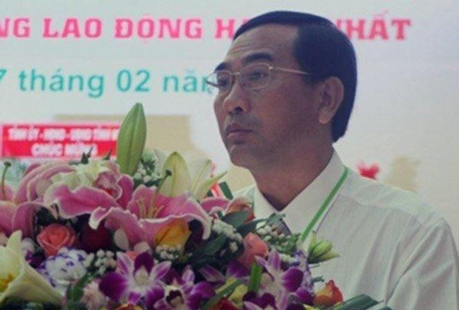 Ông Đặng Văn Nang bị miễn nhiệm chức Phó Chủ tịch TP Cao Lãnh - Ảnh: Báo Đồng Tháp.